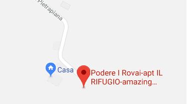 where we are podere i rovai